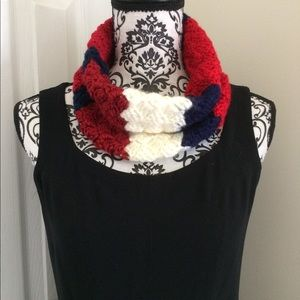 Accessories - KNITTED COLLAR HANDMADE